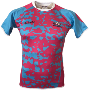 Speckle Norths Rugby Team Jersey